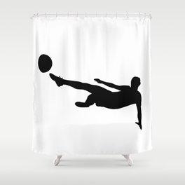 Futbol / Football / Soccor Shower Curtain