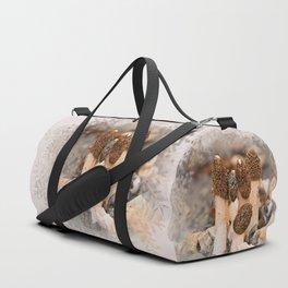 Fungi Tile Duffle Bag