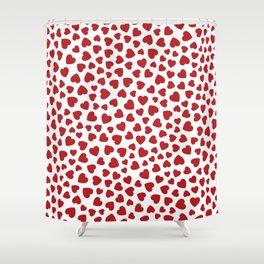 Whole Lotta Love Shower Curtain