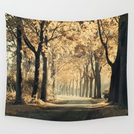 Autumn scenery #1 Wall Tapestry