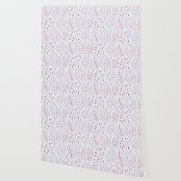Plant leaf pattern Wallpaper