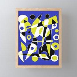 Abstract #853 Framed Mini Art Print