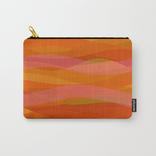 Warm breeze Carry-All Pouch