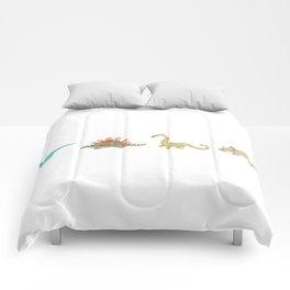 Dinosaur Parade Comforters