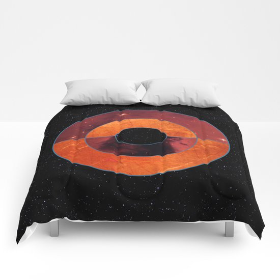 Abstract #204 THE BLACK HOLE Comforters