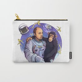 Karl Pilkington - An Idiot In Space Carry-All Pouch