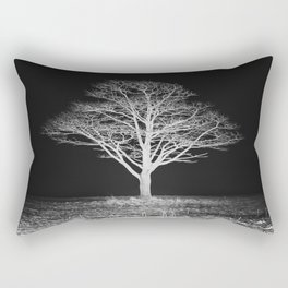 Bitter Night Rectangular Pillow