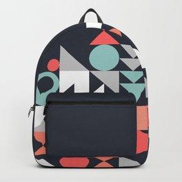 Modern Geometric 30 Backpack