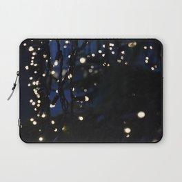 Tree Lights Laptop Sleeve