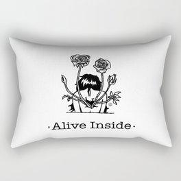 Alive Inside Rectangular Pillow