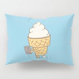Everyone Poops (Blue) Pillow Sham