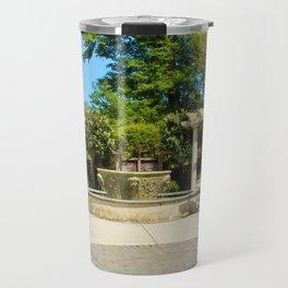 Tranquility Garden Travel Mug