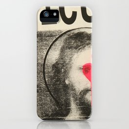 Dumpster Art iPhone Case