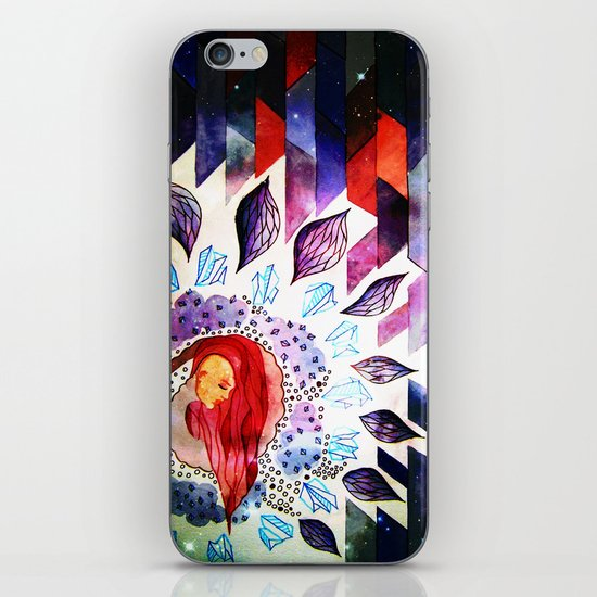 own world iPhone & iPod Skin