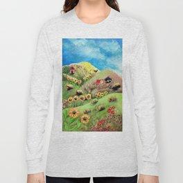 Virginia Shenandoah Valley Long Sleeve T-shirt