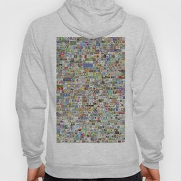 Soccer Stamps Hoody