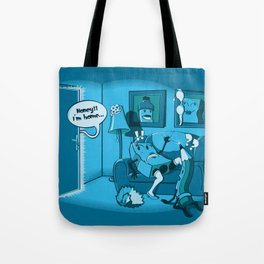 Just The Tip Tote Bag