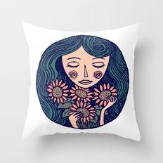 Summerdream Throw Pillow