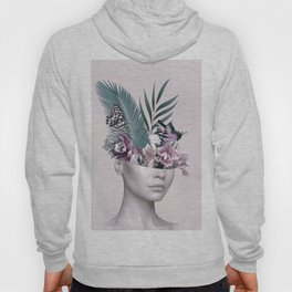 Tropical Girl 3 Hoody