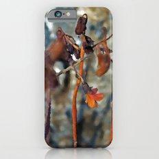 Flowers for algernon Slim Case iPhone 6s