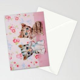 Hello kitties Stationery Cards