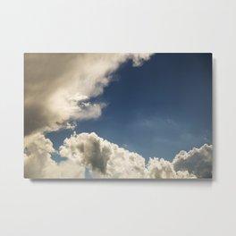 Storm Clouds 7 Metal Print