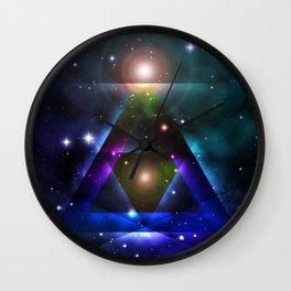 semita spatium Wall Clock