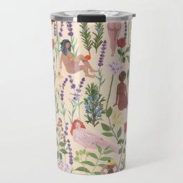 Aromatherapy Garden Travel Mug