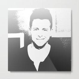 Ryan Tedder  Metal Print