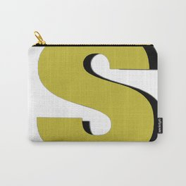 Cash $ Dollar // Transparent Background  Carry-All Pouch