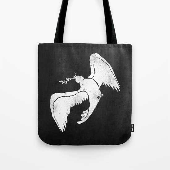 Dove Song Tote Bag