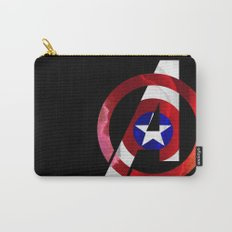 Captain America Avengers Carry-All Pouch
