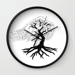 Willow Tree Wall Clock