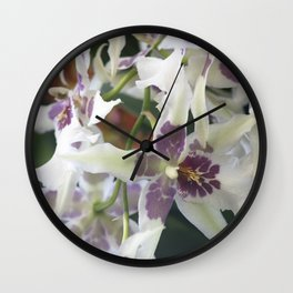 Longwood Gardens Orchid Extravaganza 75 Wall Clock