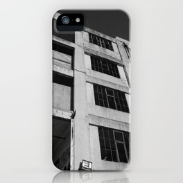 imposing structure #2 iPhone Case