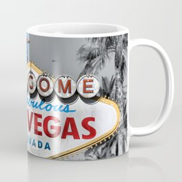 Welcome to Fabulous Las Vegas Coffee Mug