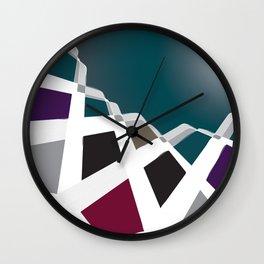 tactile Wall Clock