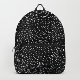 Doorway to outer space Backpack