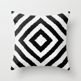 Q-efect Throw Pillow