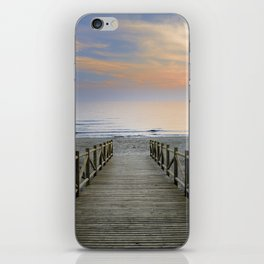 "The path..., the beach.... ""Artola"". iPhone Skin"
