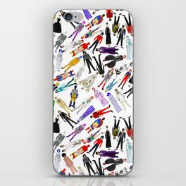 Costume Party 1 iPhone Skin