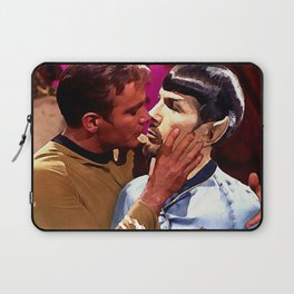 Between the mirrors Laptop Sleeve