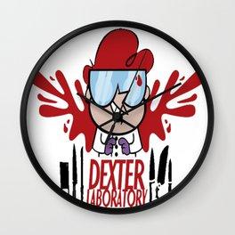 Dexter Knifes! Wall Clock