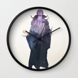 Mind Flayer Wall Clock