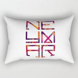 Neymar Rectangular Pillow