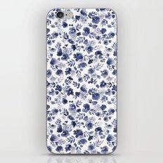 Floret Indigo Ditsy iPhone & iPod Skin