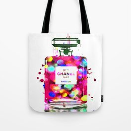 No 5 Parfum Tote Bag