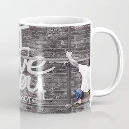 I Love You More - Urban Romance Coffee Mug