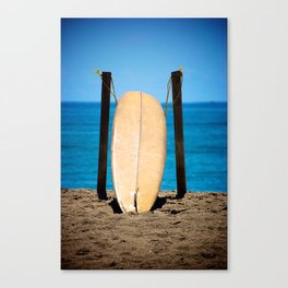Surf in Color Canvas Print