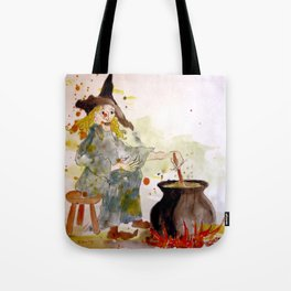 A Witch called Zee Tote Bag